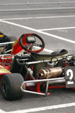 Cart pit-stop Stock Images