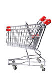cart shopping Royaltyfria Bilder