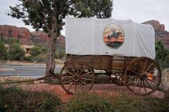 Cart Since The Indians Stock Photos