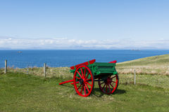 Cart Skye Museum of Island Life Royalty Free Stock Image