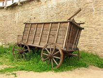 Cart (Telega) Royalty Free Stock Images
