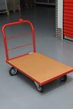 cart transport Royaltyfri Fotografi