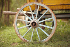 Cart wheel Stock Photos