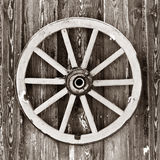 Cart wheel Stock Images