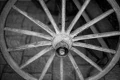 Cart-wheel. Stock Images