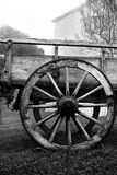 Cart-wheel. Stock Photo