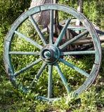 The Cart Wheel Royalty Free Stock Photos