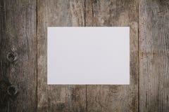 Carta Fotografia Stock Libera da Diritti