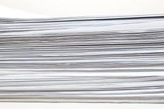 Carta A4 Fotografie Stock Libere da Diritti