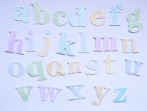 Carta ABC illustrazione vettoriale