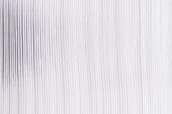 Carta bianca di struttura di pendenza a strisce, fondo astratto fotografie stock