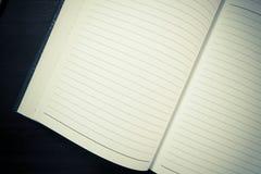 Carta in bianco Fotografie Stock