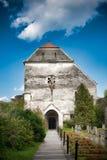 Carta Cistercian Church. Old Cistercian Church in Carta, Romania Royalty Free Stock Photos