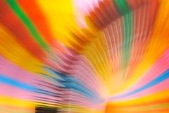 Carta colourful vaga su fondo immagini stock