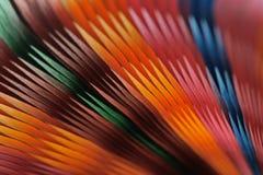 Carta colourful vaga su fondo fotografie stock libere da diritti