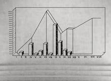 Carta común del dibujo Imagen de archivo libre de regalías