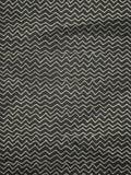 Carta da imballaggio d'annata con lo zigzag Immagine Stock