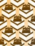 Carta da imballaggio del regalo Immagini Stock Libere da Diritti
