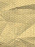 Carta da imballaggio orientale con i cerchi ed i punti 2 Fotografia Stock