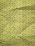 Carta da imballaggio verde con i un poco Fotografia Stock