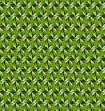 Carta da parati astratta del modello del tè verde Immagine Stock Libera da Diritti