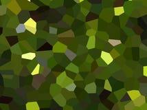 Carta da parati astratta di effetto del pixel Immagine Stock Libera da Diritti