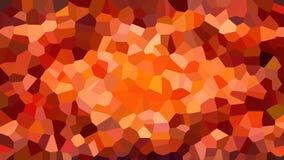 Carta da parati astratta di effetto del pixel Fotografia Stock Libera da Diritti