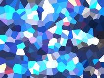 Carta da parati astratta di effetto del pixel Immagini Stock Libere da Diritti