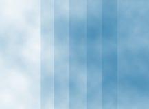 Carta da parati blu Fotografia Stock