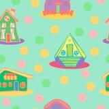 Carta da parati con le Camere Royalty Illustrazione gratis
