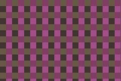 Carta da parati dei quadrati Immagine Stock