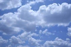 Carta da parati del cielo Fotografia Stock