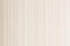 Carta da parati del vinile per le combinazioni colori interne di marrone residenziale della camera da letto crema Gli stili impal Fotografia Stock