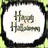 Carta da parati della priorità bassa di Halloween illustrazione vettoriale