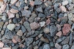 Carta da parati delle pietre Fotografie Stock