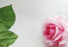 Carta da parati di rosa artistica Immagini Stock
