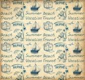 Carta da parati di vacanza Fotografie Stock Libere da Diritti