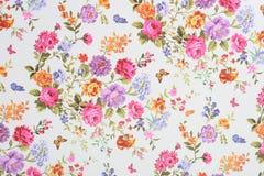 Carta da parati floreale Fotografia Stock