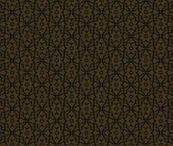 Carta da parati geometrica d'annata astratta Fotografie Stock