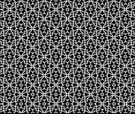 Carta da parati geometrica d'annata astratta Immagini Stock Libere da Diritti