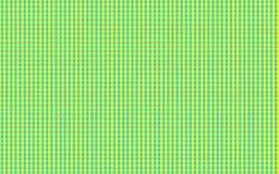 Carta da parati gialla blu astratta del modello Fotografia Stock Libera da Diritti