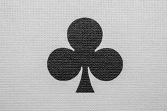 Carta da parati HD del poker delle carte da gioco Fotografie Stock