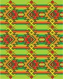 Carta da parati messicana Immagini Stock