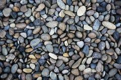 Carta da parati strutturata del modello della roccia della natura Fotografia Stock