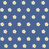 Carta da parati sveglia del fiore Fotografia Stock