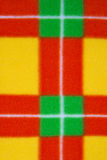 Carta da parati tricottata luminosa di struttura della sciarpa Immagini Stock