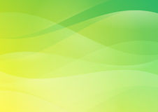 Carta da parati verde astratta della priorità bassa Immagini Stock
