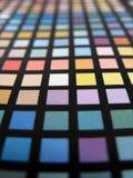 Carta de cor 2 Imagem de Stock