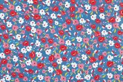 Carta del modello di fiore Fotografie Stock