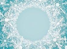 Carta del nuovo anno e di Natale Immagini Stock Libere da Diritti